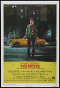 "Movie Posters:Crime, Taxi Driver (Columbia, 1976). One Sheet (27"" X 41""). Crime...."