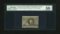 Fractional Currency:Second Issue, Fr. 1320 50c Second Issue PMG Choice About Unc 58 EPQ....