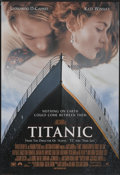 "Movie Posters:Academy Award Winner, Titanic (20th Century Fox, 1997). International One Sheet (27"" X 40"") DS Campaign A . Academy Award Winner...."