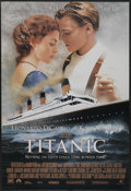 "Movie Posters:Academy Award Winner, Titanic (20th Century Fox, 1997). International One Sheet (27"" X40"") DS Campaign B. Academy Award Winner...."