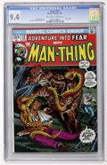 Bronze Age (1970-1979):Horror, Fear #12 (Marvel, 1973) CGC NM 9.4 Off-white to white pages....