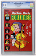 Bronze Age (1970-1979):Humor, Richie Rich Fortunes #16 File Copy (Harvey, 1974) CGC NM+ 9.6Off-white to white pages....