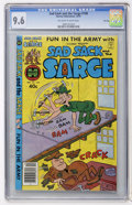 Bronze Age (1970-1979):Humor, Sad Sack and the Sarge #140 File Copy (Harvey, 1979) CGC NM+ 9.6Off-white to white pages....