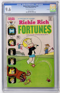 Bronze Age (1970-1979):Humor, Richie Rich Fortunes #14 File Copy (Harvey, 1974) CGC NM+ 9.6Off-white to white pages....