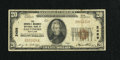 National Bank Notes:Maryland, Baltimore, MD - $20 1929 Ty. 1 The Drovers & Mechanics NB Ch. #2499. ...