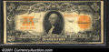 Large Size Gold Certificates:Large Size, 1922 $20 Gold Certificate, Fr-1187, Fine. A nice circulated exa...