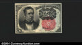 Fractional Currency: , 1874-1876 10c Fifth Issue, Meredith, Fr-1265, Choice CU. Well c...