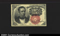 Fractional Currency: , 1874-1876 10c Fifth Issue, Meredith, Fr-1266, Choice CU, Courte...