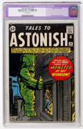 Silver Age (1956-1969):Horror, Tales to Astonish #34 (Marvel, 1962) CGC Apparent VF+ 8.5 Slight(A) Off-white pages....