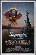 "Movie Posters:Adventure, Supergirl (Tri-Star, 1984). One Sheet (27"" X 41""). Adventure...."