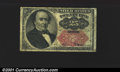 Fractional Currency: , 1874-1876 25c Fifth Issue, Walker, Fr-1309, VG. You may bid on ...