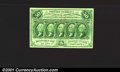 Fractional Currency: , 1862-1863 50c First Issue, Washington, Fr-1312, XF. A couple of...