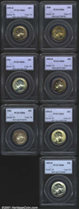 Washington Quarters: , Multiple Coin Lot...