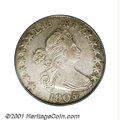 Early Half Dollars: , 1805/4 50C