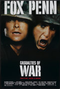 "Movie Posters:War, Casualties of War (Columbia, 1989). One Sheet (27"" X 40""). War...."