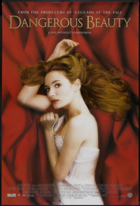 "Dangerous Beauty (Warner Brothers, 1998). One Sheet (27"" X 40"") DS. Drama"