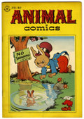 Golden Age (1938-1955):Funny Animal, Animal Comics #20 (Dell, 1946) Condition: Apparent VF....