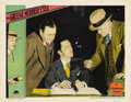 "Movie Posters:Mystery, The Greene Murder Case (Paramount, 1929). Lobby Cards (2) (11"" X14"").... (Total: 2 Items)"