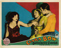 "Movie Posters:Comedy, Dangerous Curves (Paramount, 1929). Lobby Card (11"" X 14"")...."
