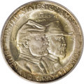 1936 50C Gettysburg MS68 PCGS. North and South, Blue and Gray, the War Between the States ... the Civil War. Whatever th...