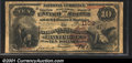 National Bank Notes:Maryland, National Exchange Bank of Baltimore, MD, Charter #1109. 1882 $1...