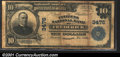 National Bank Notes:Maryland, Citizens National Bank of Frederick, MD, Charter #3476. 1902 $1...