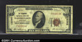 National Bank Notes:Maryland, Nicodemus National Bank of Hagerstown, MD, Charter #12590. 1929...