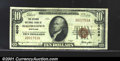 National Bank Notes:Maryland, Second National Bank of Hagerstown, MD, Charter #4049. 1929 $10...