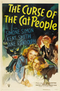 "Movie Posters:Horror, The Curse of the Cat People (RKO, 1944). One Sheet (27"" X 41"")...."