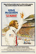 "Movie Posters:Sports, Le Mans (National General, 1971). One Sheet (27"" X 41"")...."