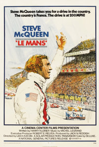 "Le Mans (National General, 1971). One Sheet (27"" X 41"")"