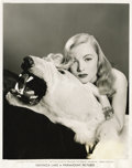 "Movie Posters:Film Noir, Veronica Lake Portrait Still by George Hurrell (Paramount, 1941).Still (8"" X 10"")...."