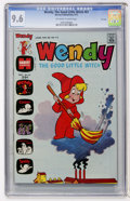 Bronze Age (1970-1979):Cartoon Character, Wendy, the Good Little Witch #81 File Copy (Harvey, 1973) CGC NM+9.6 Off-white to white pages....