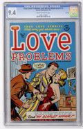 Golden Age (1938-1955):Romance, True Love Problems and Advice Illustrated #13 File Copy (Harvey,1952) CGC NM 9.4 Cream to off-white pages....