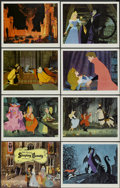 "Movie Posters:Animated, Sleeping Beauty (Buena Vista, 1959). International Lobby Card Setof 8 (11"" X 14""). Animated.... (Total: 8 Items)"