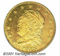 Early Quarter Eagles: , 1825 $2 1/2