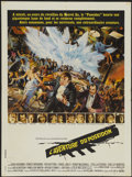 "Movie Posters:Action, The Poseidon Adventure (20th Century Fox, 1972). French Petite(23.5"" X 31.5""). Action...."