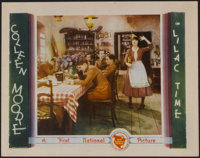 """Lilac Time (First National, 1928). Lobby Card (11"""" X 14""""). War"""