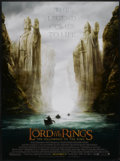 "Movie Posters:Fantasy, The Lord of the Rings: The Fellowship of the Ring (New Line, 2001). One Sheet (27"" X 40"") SS. Fantasy...."