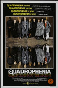 "Movie Posters:Rock and Roll, Quadrophenia (World Northal, 1979). One Sheet (27"" X 41"") Style A.Rock and Roll...."