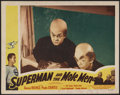 "Movie Posters:Action, Superman and the Mole Men (Lippert, 1951). Lobby Card (11"" X 14"").Action...."