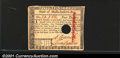 Colonial Notes:Massachusetts, May 5, 1780, $4, Massachusetts, MA-281, XF, hole punch cancelle...