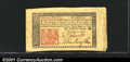Colonial Notes:New Jersey, March 25, 1776, 18d, New Jersey, NJ-176, XF. You may bid on thi...