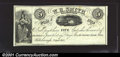 Obsoletes By State:Ohio, 1853 5 cents W.R. Smith, Hillsborough, OH, AU. You may bid on t...