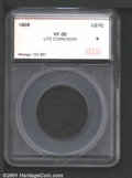 Additional Certified Coins: , 1809 1C, BN