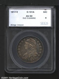 Additional Certified Coins: , 1817/3 50C