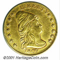 Additional Certified Coins: , 1807 $2 1/2