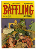 Golden Age (1938-1955):Horror, Baffling Mysteries #6 (Ace, 1952) Condition: FN+....