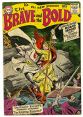 Silver Age (1956-1969):Adventure, The Brave and the Bold #13 (DC, 1957) Condition: FN+....