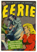 Golden Age (1938-1955):Horror, Eerie #9 (Avon, 1952) Condition: VG....